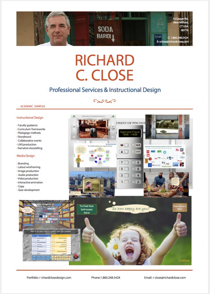 RClose Media CV